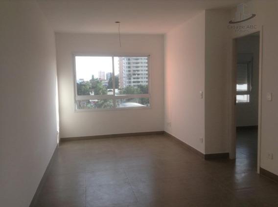 Apartamento Residencial À Venda, Campestre, Santo André. - Ap0596