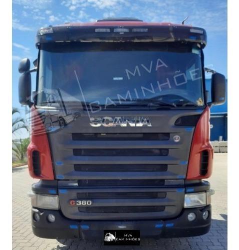 Imagem 1 de 8 de Caminhão Scania G 380 - 4x2 T