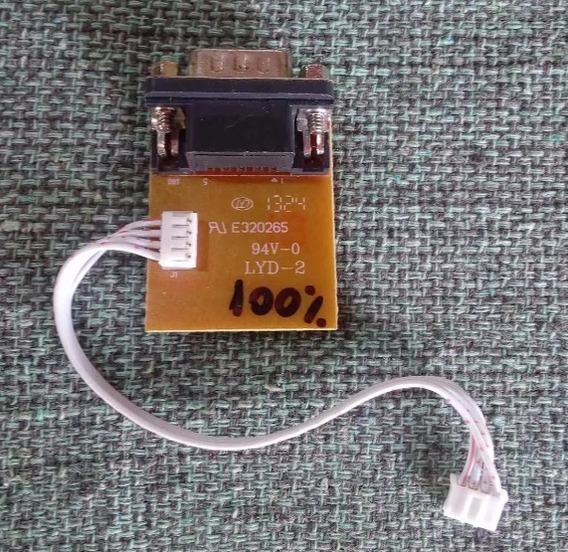 Placa Serial S922 Rs232 Computador S922