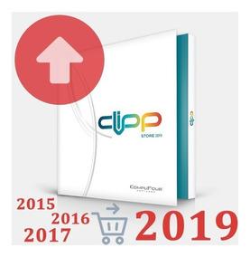 Atualização Clipp Store 2015 2016 2017 Para 2019 Nf-e 4.0