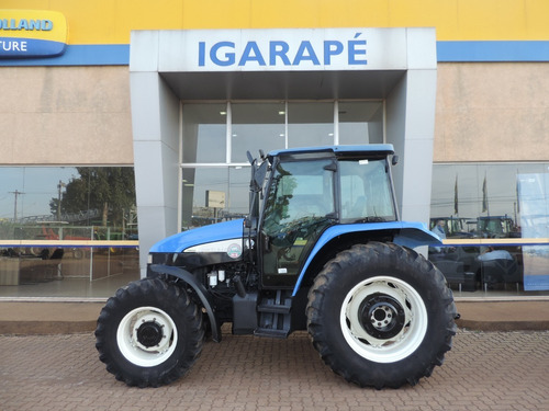 Trator New Holland - Nh Ts 6020