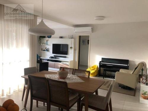 Imagem 1 de 27 de Apartamento Com 3 Dormitórios À Venda, 123 M² Por R$ 800.000,00 - Jardim Emília - Sorocaba/sp - Ap0444