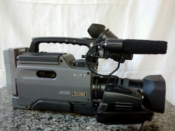 Filmadora Digital Sony Dsr-250 / 1p Dvcam 3ccd Zoom 12x