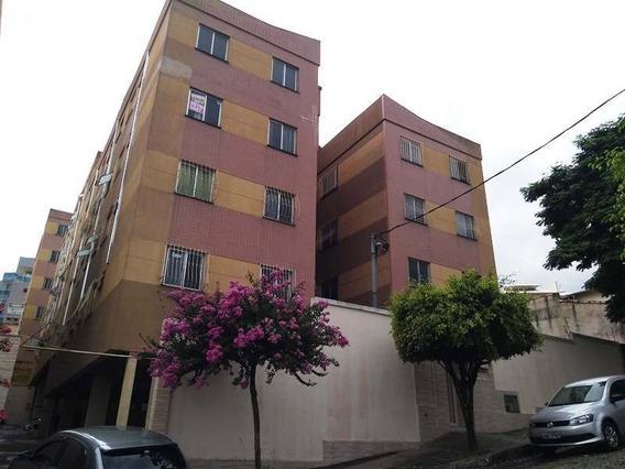 Apartamento 3 Quartos No Bairro Santa Branca. 1 Vaga Sob Pilotis. - 2383