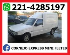 Fletes Mini Fletes La Plata Capital Cornejo Express