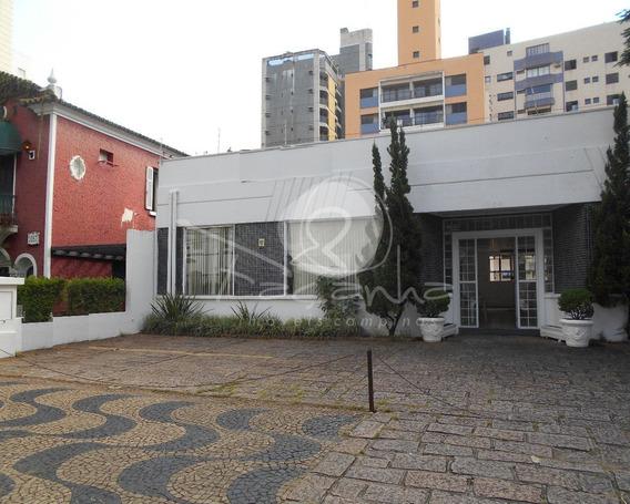 Casa Comercial Para Locação, Cambuí, Campinas - Imobiliária Em Campinas - Ca00796 - 67605164