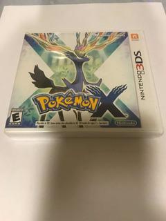 Pokémon X Para Nintendo 3ds Nuevo Sellado
