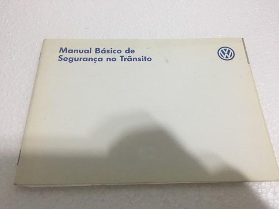 Volkswagen Gol Saveiro Parati Manual Segurança Transito