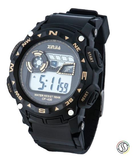 Relógio Xinjia Cf-430 Sport Original