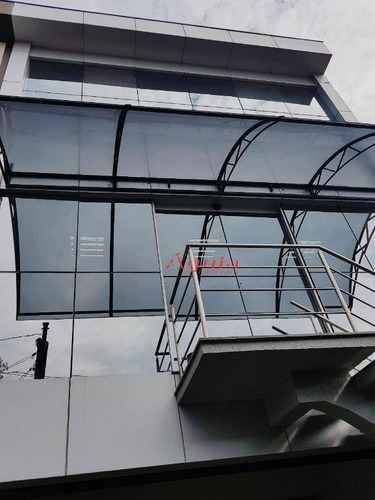 Prédio À Venda, 301 M² Por R$ 1.800.000,00 - Parque Oratório - Santo André/sp - Pr0123