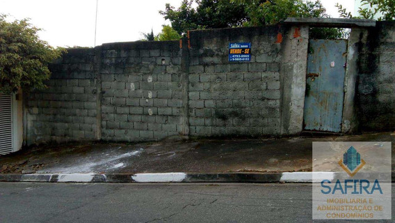 Terreno, Jardim Cândida, Poá - R$ 260.000,00, 250m² - Codigo: 687 - V687