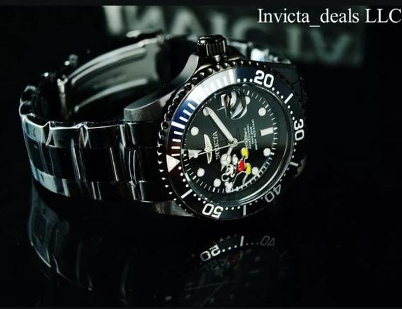 Relógio Invicta 40mm Disney Mickey Mouse Pro Edição Limitada