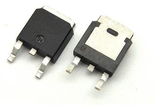 Fdd 8955 Fdd-8955 A-252 Transistor Mosfet Canal N Ecu Smd