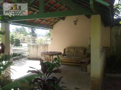 Chácara Residencial À Venda, . - Ch0004