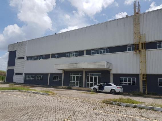Sala Em Distrito Industrial Diper, Cabo De Santo Agostinho/pe De 60m² Para Locação R$ 2.700,00/mes - Sa199492
