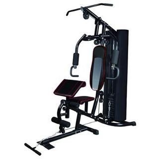 Multigimnasio 75kg C/estruct. P/lingotera World Fitness 7116