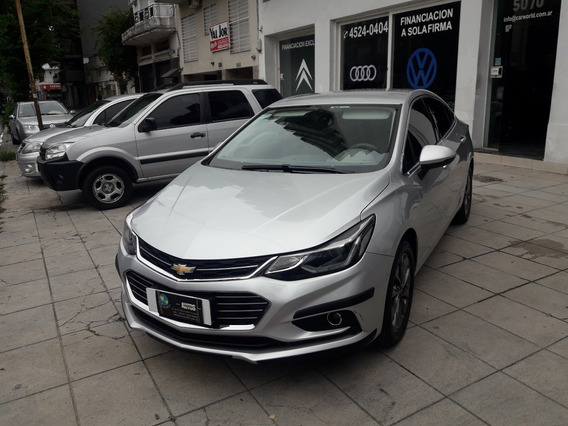 Chevrolet Cruze Ltz + 1.4 Turbo Automatico Año 2016