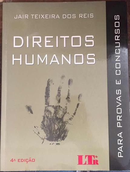 Livro Direitos Humanos Para Provas E Concursos