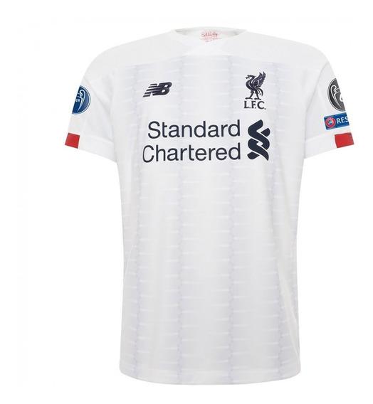 Camisa Liverpool Uniforme 2019/20 - Promoção