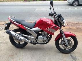 Yamaha Fazer Ys 250 Nova E Barata 2014 Financia E Parcela
