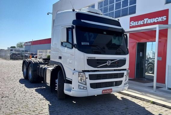 Volvo Fm 370 6x2 2012 - Selectrucks