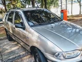 Fiat Palio Weekend 1.5 Mpi - 1998