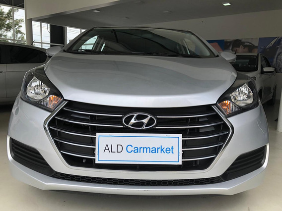 Hyundai Hb20s 1.6 Comfort Plus Manual