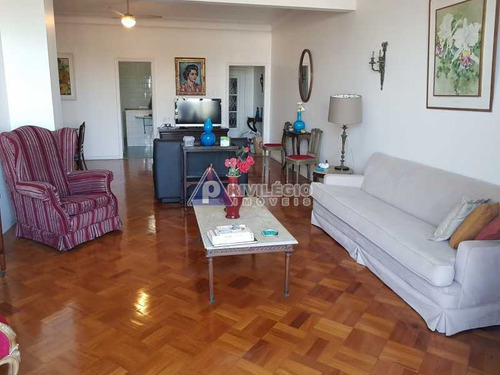 Imagem 1 de 30 de Apartamento À Venda, 3 Quartos, 1 Suíte, Copacabana - Rio De Janeiro/rj - 6718