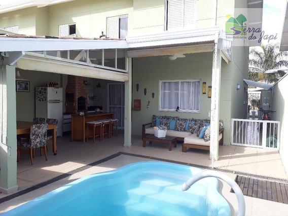 Casa Com 4 Dormitórios À Venda, 159 M² Por R$ 850.000,00 - Medeiros - Jundiaí/sp - Ca1716