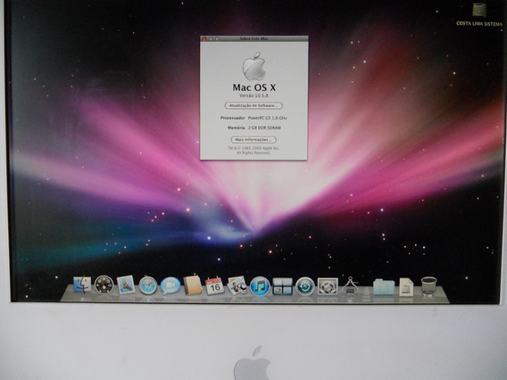 iMac G5 Raridade
