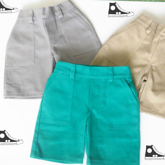 Shorts Bulldenim Para Niños Al Mayor