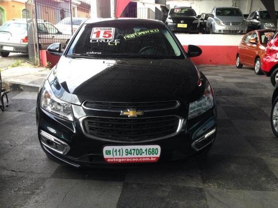 Chevrolet Cruze Lt 1.8 16v Ecotec (aut)(flex) Flex Automát