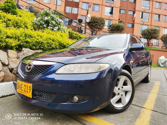 Mazda 6 At 2.0 Full Equipo