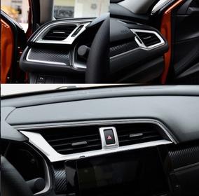 Acessorio Moldura Saida Ar Honda Civic 17-18 Pronta Entrega