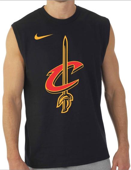 Playera Cavaliers Cleveland Nba Sin Mangas Lebron James 23
