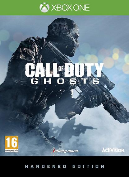 Call Of Duty Ghosts Hardened Xbox One Desconectado