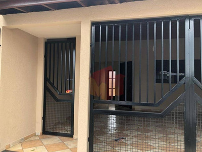 Casa Com 3 Dormitórios À Venda, 100 M² Por R$ 295.000 - Parque Residencial Jaguari - Americana/sp - Ca0473