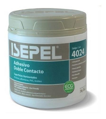 Imagen 1 de 10 de Adhesivo Doble Contacto 2kg Isepel 4024 Alfombras P.vinilico
