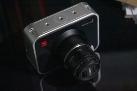 Blackmagic Cinema Camera 2.5k Ef