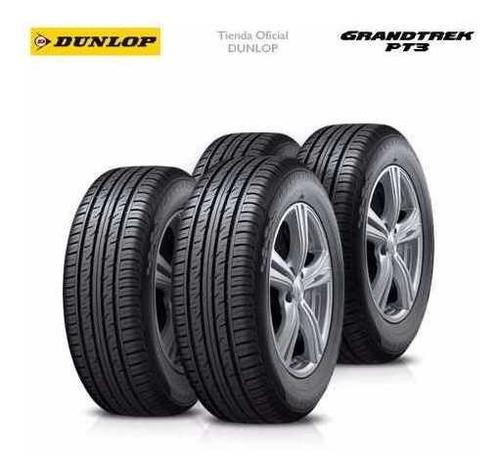 Kit X4 255/60 R18 Dunlop Grandtrek Pt3 + Tienda Oficial
