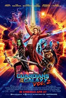 Guardianes De La Galaxia Vol. 2 Póster De Película Foto De I