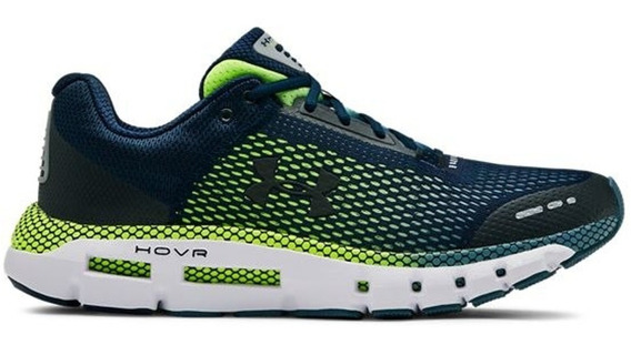 Tenis Under Armour Hovr Infinite Bluetooth 3021395-400