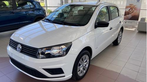 Volkswagen Gol Trend 1.6 Tomo Usado Y Financiar 100% R-