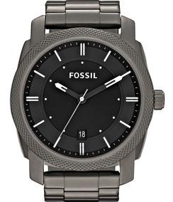Relógio Fossil Masculino Original Garantia Nota Fs4774/1kn