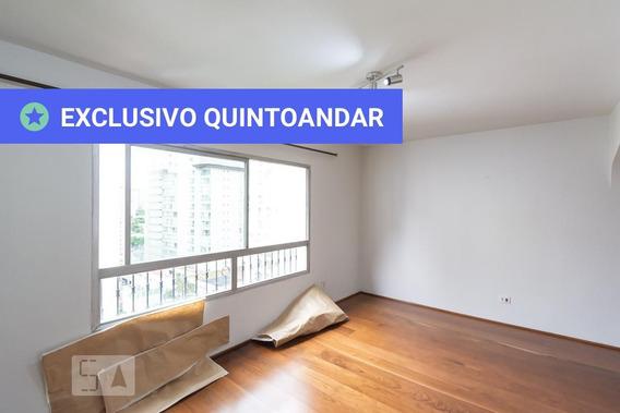 Apartamento No 10º Andar Com 3 Dormitórios E 2 Garagens - Id: 892987579 - 287579