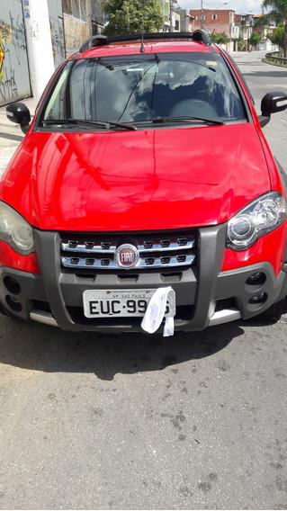 Fiat Strada 1.8 Adventure Cab. Dupla Flex 2p