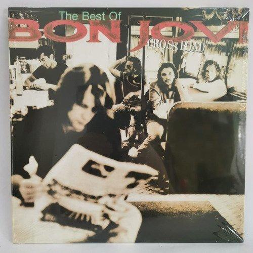 Bon Jovi Cross Road (the Best Of) Vinilo Nuevo Musicovinyl