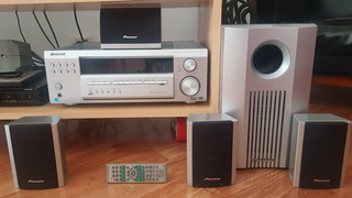 Home Theater Pioneer D414