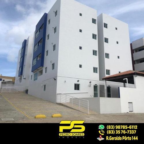 ( Oportunidade ) Apartamento Com 3 Quartos 1 Suíte No Mangabeira - Ap1588