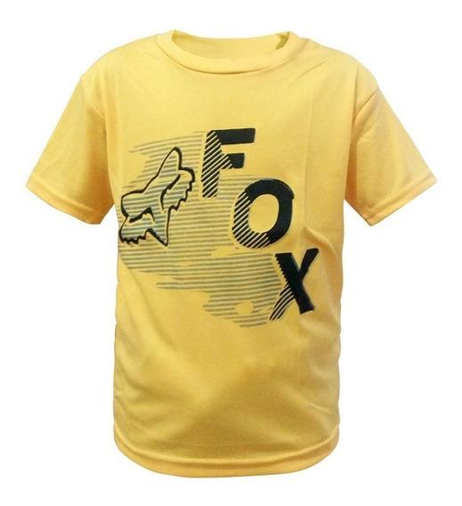 Franelas Niño Fox